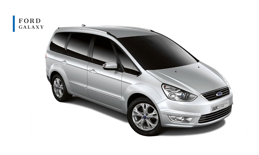 6 seater Ford Galaxy