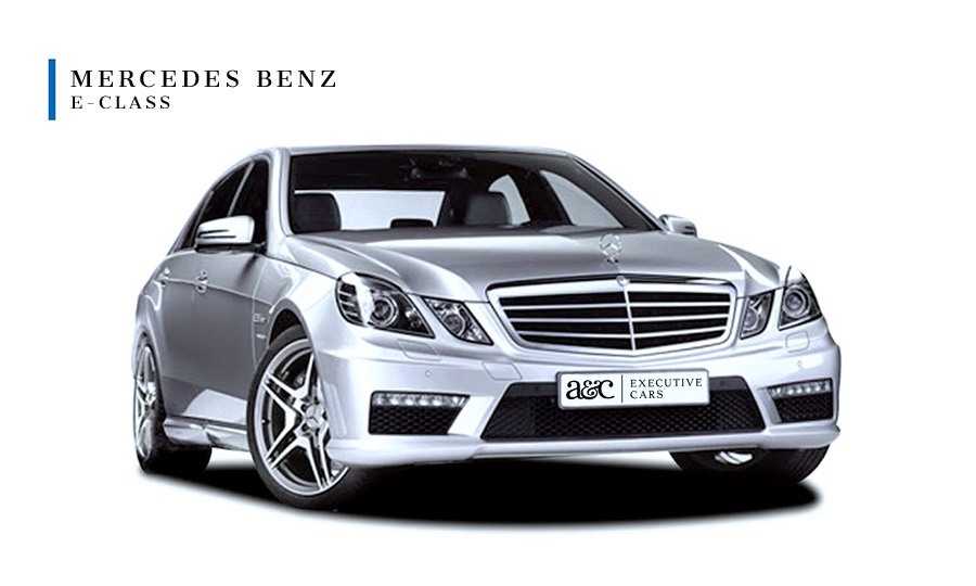Executive car Mercedes
